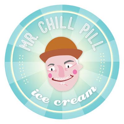 MrChillPill Logo
